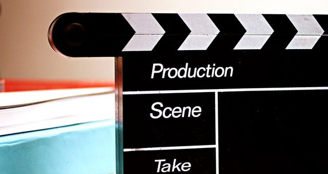 Production, scene and take